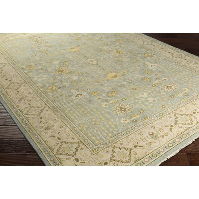 Myerstown Hand-Knotted Area Rug Rug size: 2 x 3