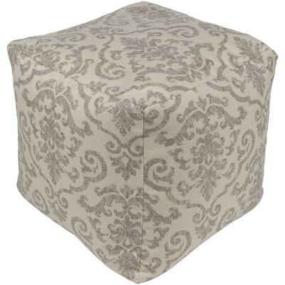 Douglassville Ottoman Upholstery: Taupe