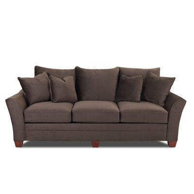 Moffet Sofa Finish: Belsire Chocolate