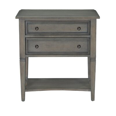 Harbison 2 Drawer Nightstand