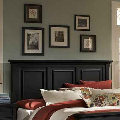 Chardon Mansion Panel Headboard Size: Full / Queen