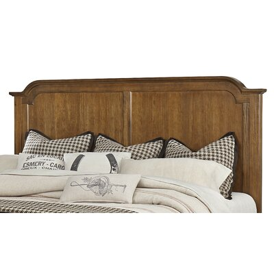 Hedlund Wood Headboard Size: King