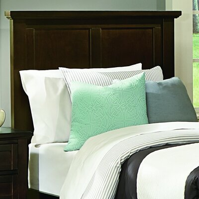 Gastelum Mansion Twin Panel Headboard Color: Soft White