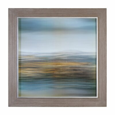 Sublimare Landscape Framed Painting Print