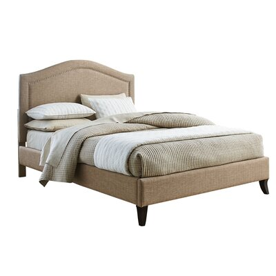 Prenda Upholstered Platform Bed Size: Queen