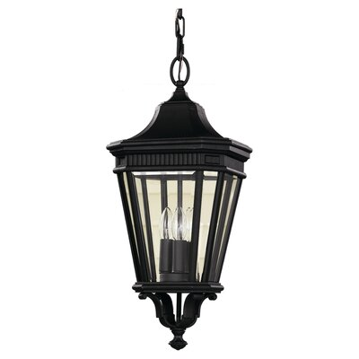 Chesterhill 1-Light Outdoor Pendant