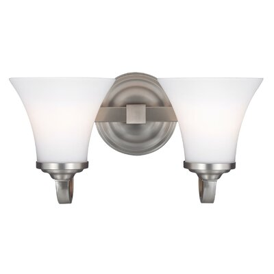 Cincinnati 2-Light Bath Vanity Light