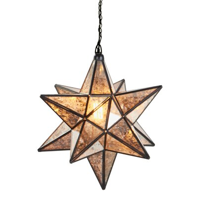Covedale 1-Light Foyer Pendant