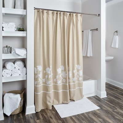 Lockington Cotton Shower Curtain