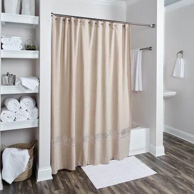Londonshire Cotton Shower Curtain