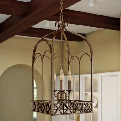 McDaniel 3-Light Foyer Pendant