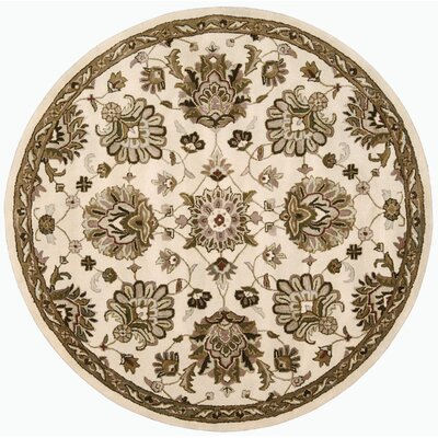 Delaware Area Rug Rug Size: Round 8