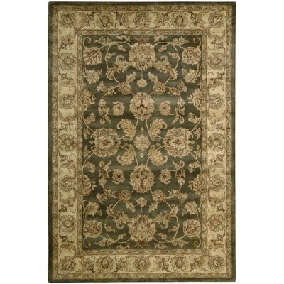 Delaware Green Area Rug Rug Size: Rectangle 39 x 59