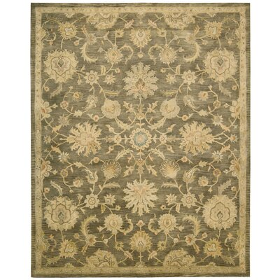 Delaware Mushroom Area Rug Rug Size: Rectangle 39 x 59