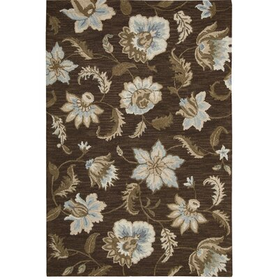 Langport Handmade Chocolate Area Rug