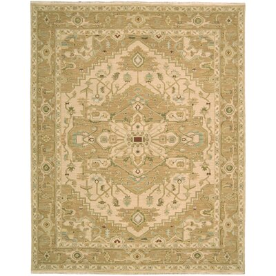Leavittsburg Beige Area Rug Rug Size: Rectangle 810 x 1110