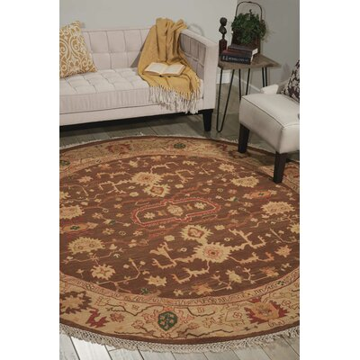 Leavittsburg Khaki Area Rug