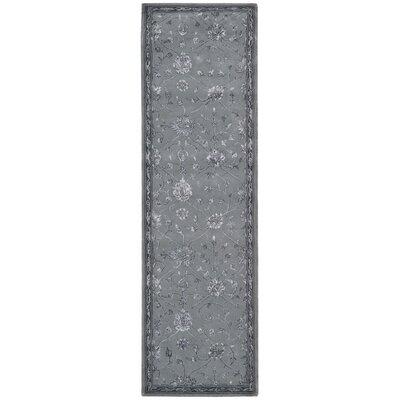 Nelsonville Slate Rug Rug Size: Runner 23 x 8