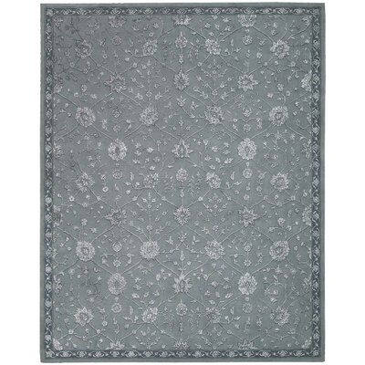 Nelsonville Slate Rug Rug Size: Rectangle 79 x 99
