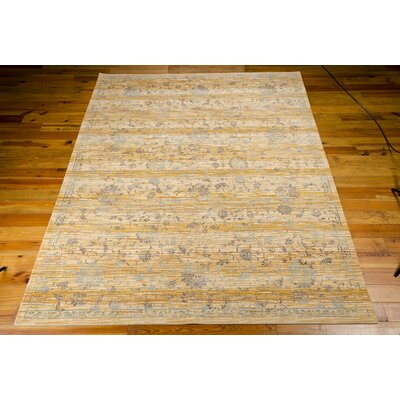 Nelsonville Brown Area Rug Rug Size: 56 x 75