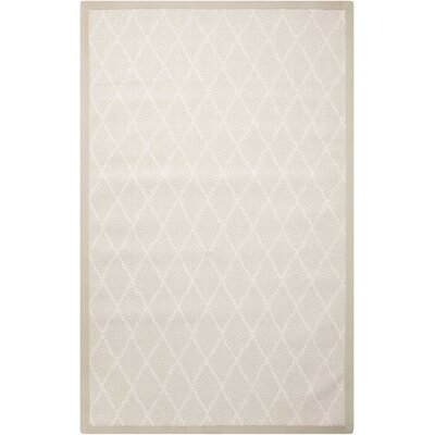 Northridge Beige Indoor/Outdoor Area Rug Rug Size: 9 x 13