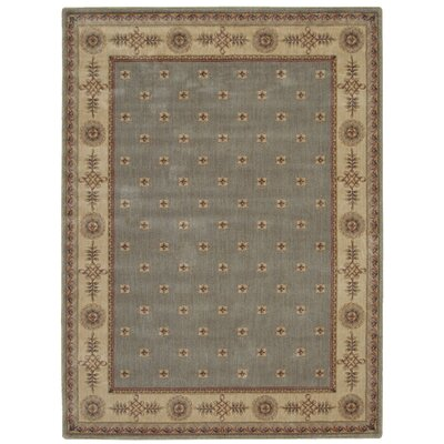 Proctorville Green Area Rug Rug Size: 79 x 1010