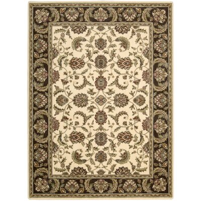 Proctorville Ivory Area Rug Rug Size: 79 x 1010
