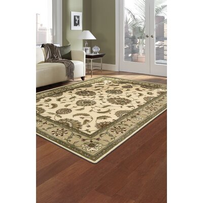Proctorville Ivory Area Rug Rug Size: Rectangle 2 x 29
