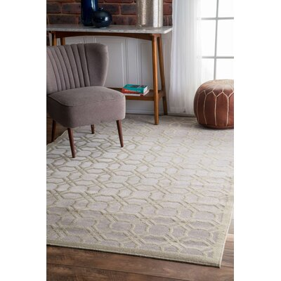 Allan Gray Area Rug Rug Size: Rectangle 76 x 96