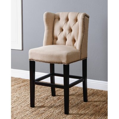 Palmer 26 Bar Stool with Cushion