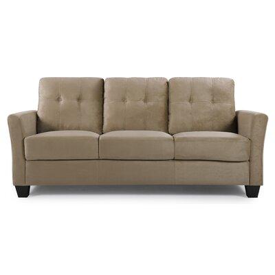 Fairborn Sofa Upholstery: Mocha