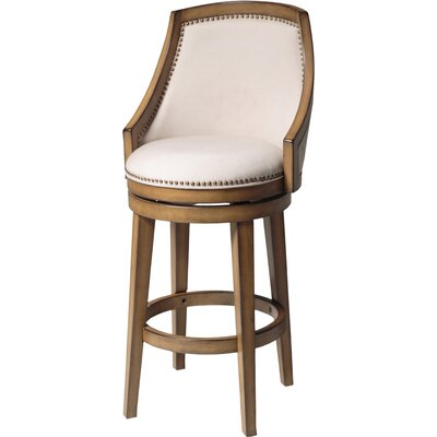 Currahee 30 Swivel Bar Stool