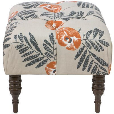 Zoeller Tufted Ottoman