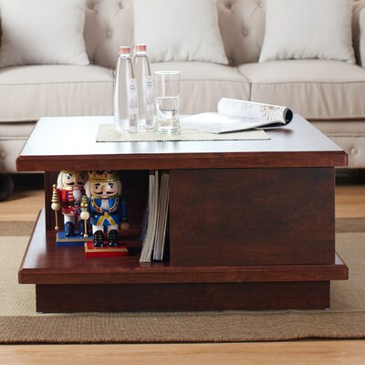 Isadora Coffee Table Finish: Vintage Walnut
