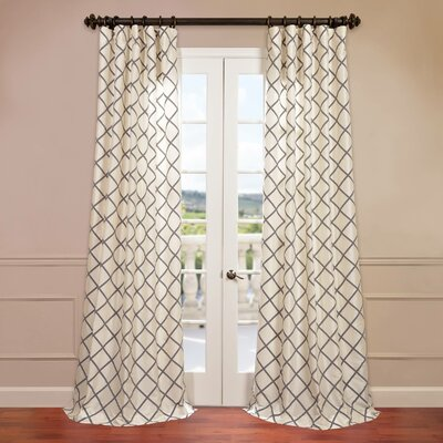 Cogar Single Curtain Panel