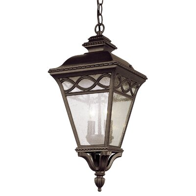 Muehlebach 3-Light Pendant Finish: Rust