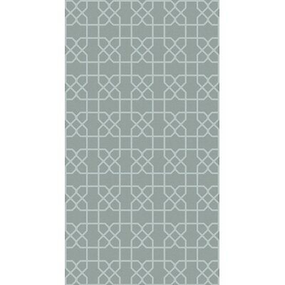Rarden Moss Area Rug Rug Size: Rectangle 6 x 9
