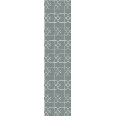 Rarden Moss Area Rug Rug Size: Runner 26 x 8