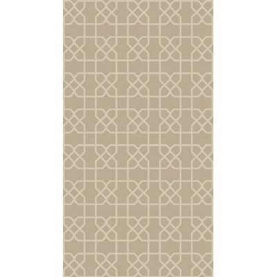 Rarden Ivory Area Rug Rug Size: Rectangle 4 x 6
