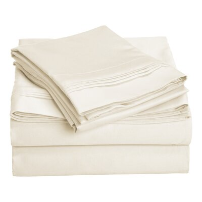 Superior 1000 Thread Count 100% Egyptian-Quality Cotton Sheet Set