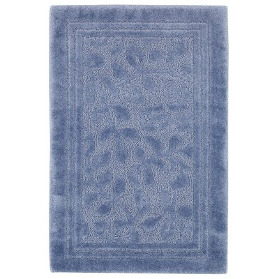 Pondsdale Blue Area Rug Rug Size: Rectangle 26 x 42