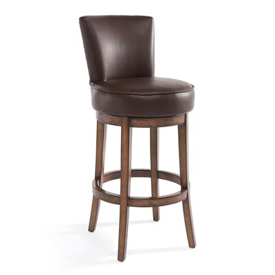 Plumwood 26 Swivel Bar Stool