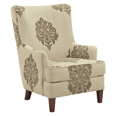 Tallmadge Damask Armchair