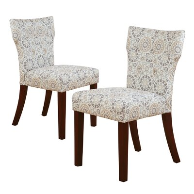 Reading Tufted Back Side Chair