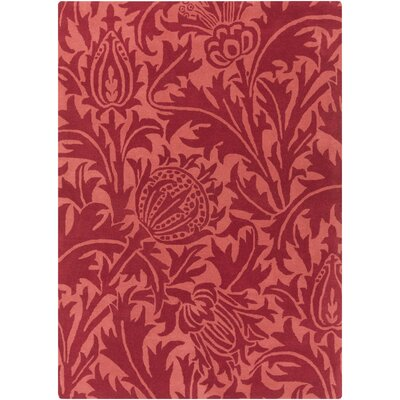 Oneill Cherry/Hot Pink Area Rug Rug Size: 5 x 8