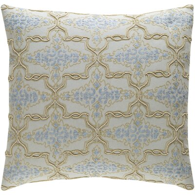 Shaffer Cotton Throw Pillow Size: 22