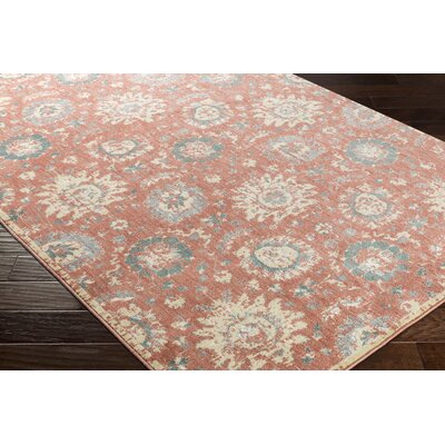 Walden Orange Area Rug Rug Size: 810 x 129