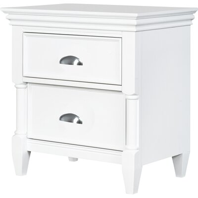 McLelland 2 Drawer Nightstand