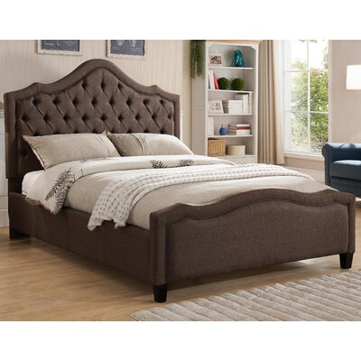 Richfield Upholstered Platform Bed Size: King