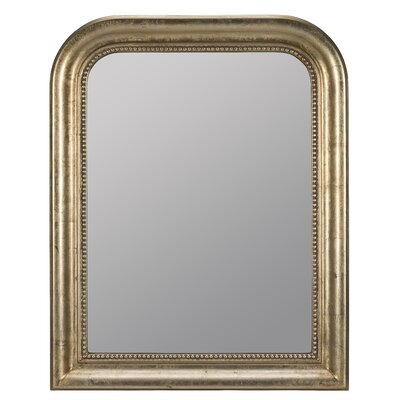 Antique Champagne Wall Mirror